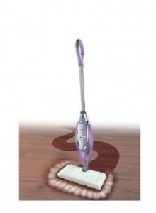 Shark Professional Steam Pocket Mop three Quick Release Mop Heads