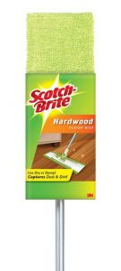 Scotch Brite Microfiber Hardwood Floor Mop M005