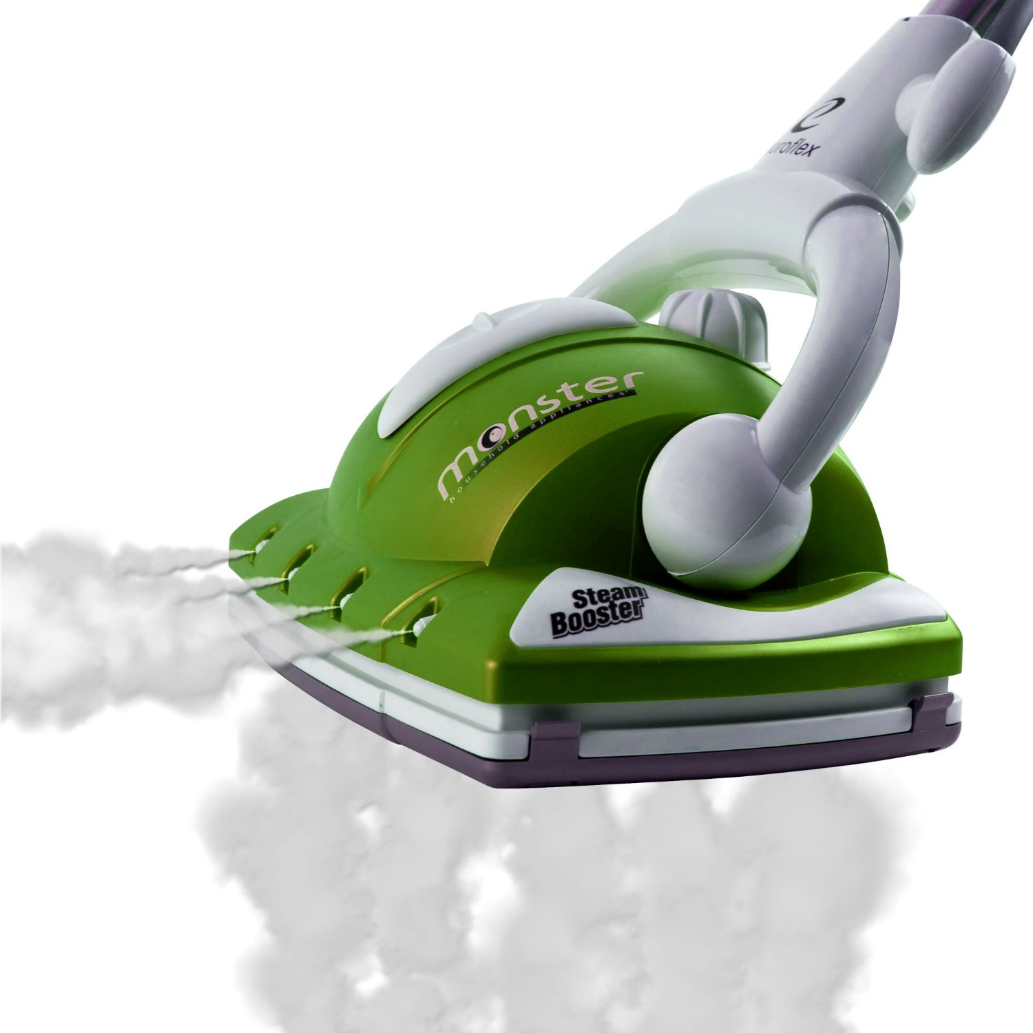 Euroflex Monster Steam Jet II 1200w Disinfecting Floor Steam Cleaner. Best  Disinfectant Steam Mop