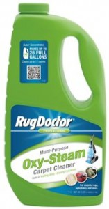 Rug Doctor Oxy-Steam Pro