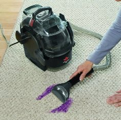 Best Small Carpet Shampooer Steam Cleanery