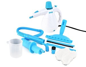 Pyle PSTMH02 Handheld Steamer Birdie Multipurpose Pressurized Steam Cleaner