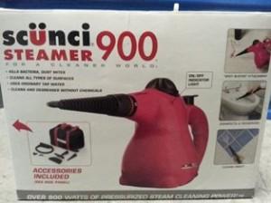 Scunci 900 Handheld Steamer