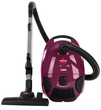 A Canister Vacuum
