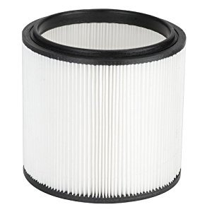 HEPA filter for vacuum