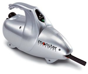 Euroflex Monster SC50 Heavy Duty Dry Steam Handheld Multipurpose Steam Cleaner Sanitizer