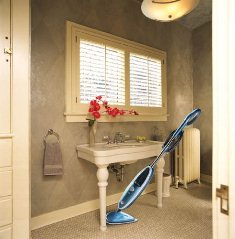 Hoover Twin Tank Disinfecting Steam Mop Wh20200