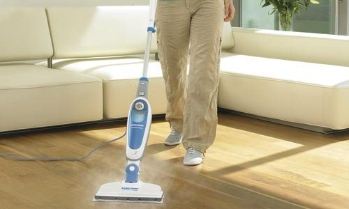 Best mops for hardwood floors reviews steam cleanery for Wood floor steam cleaner