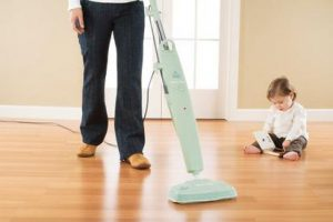best steam mops for laminate flooring