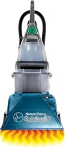 Hoover Steam Vacuum Carpet Cleaner with Clean Surge F5914900