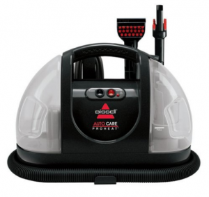 Best Auto Upholstery Steam Cleaner