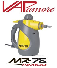Vapamore Micro Handheld MR75 Steam Cleaner