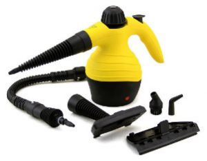 XtremepowerUS 1200W Handheld Portable Steam Cleaner