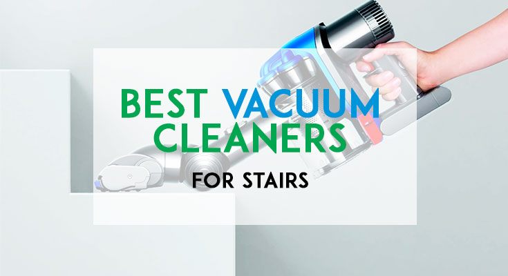 Best stairs vacuums Featured Image